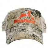 WildBuck GameGuard Texas Orange Mesh Front