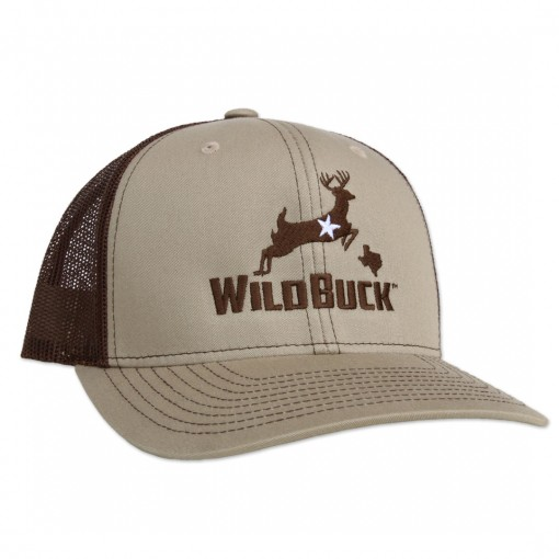 WildBuck Texas Buckskin/Coffee Side