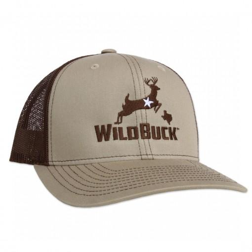 WildBuck Texas Buckskin/Coffee Side