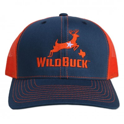 WildBuck Texas Navy/Orange Front