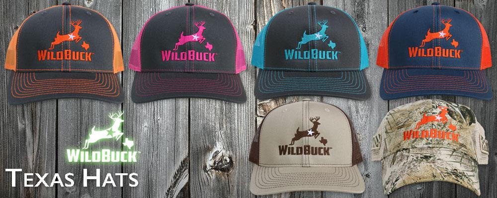 WildBuck Texas Hats