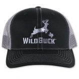 WildBuck Texas Black/Silver Front