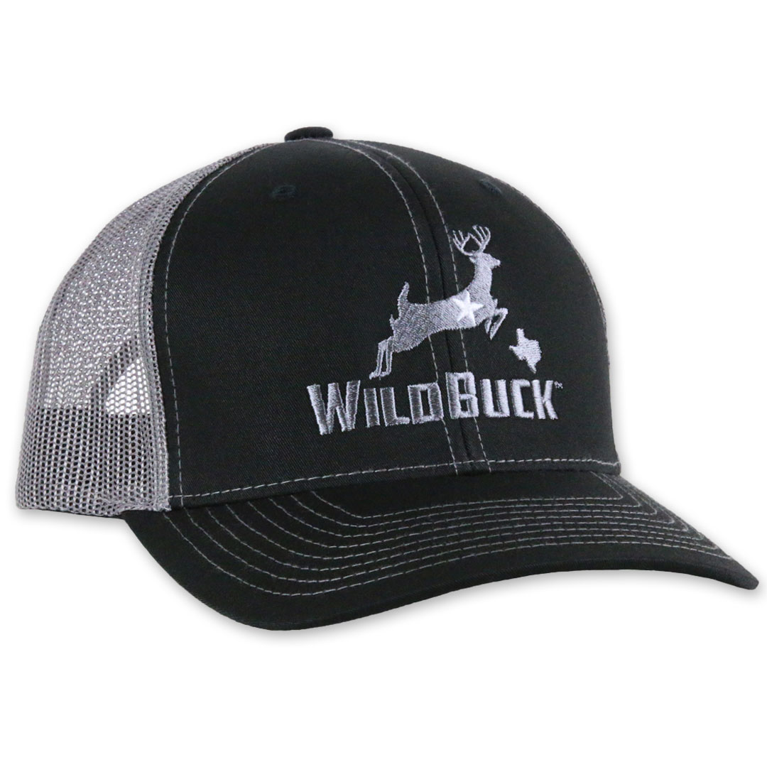 WildBuck Texas Black/Silver Side