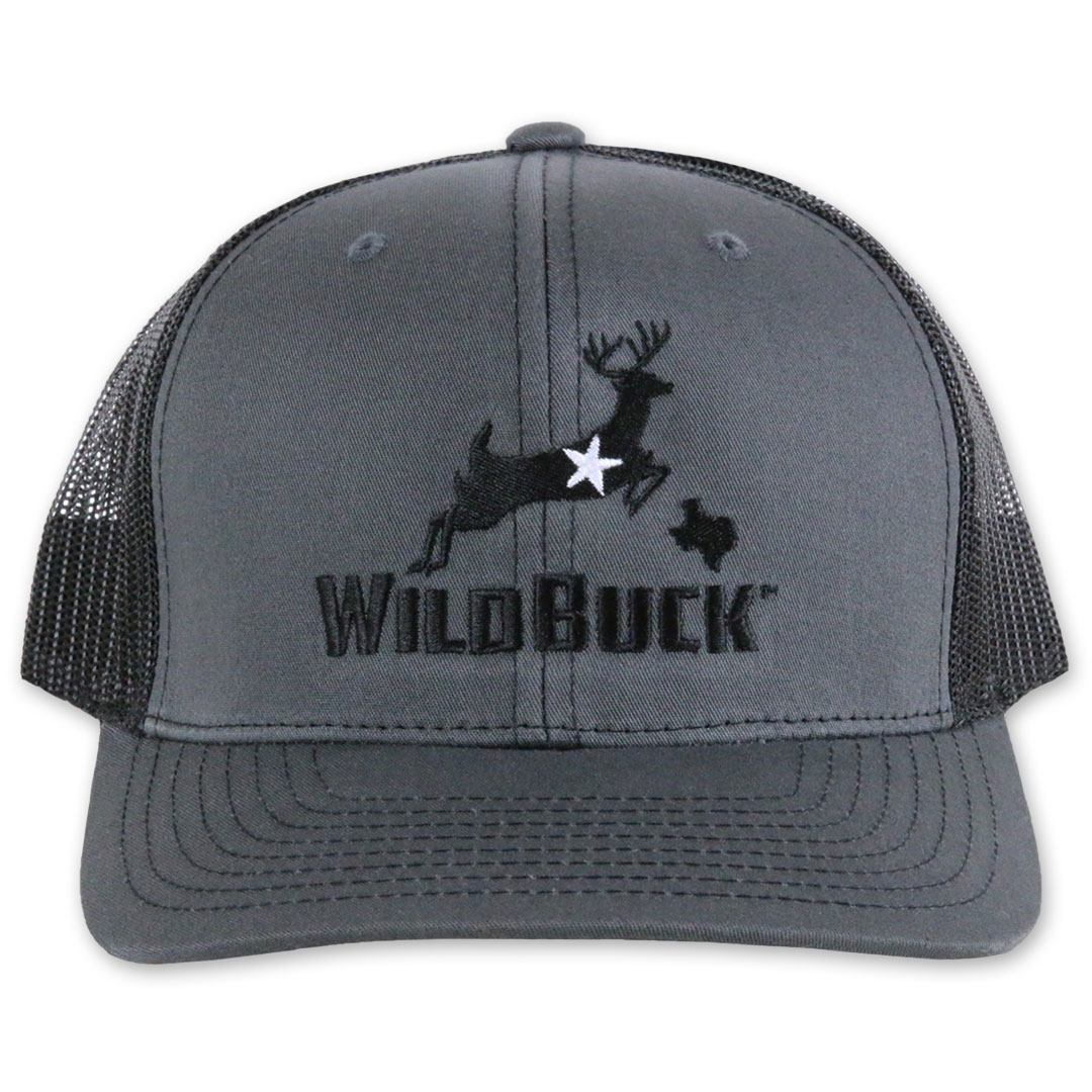 WildBuck Texas Charcoal/Black Front