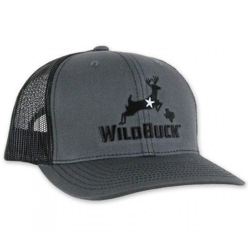WildBuck Texas Charcoal/Black Side