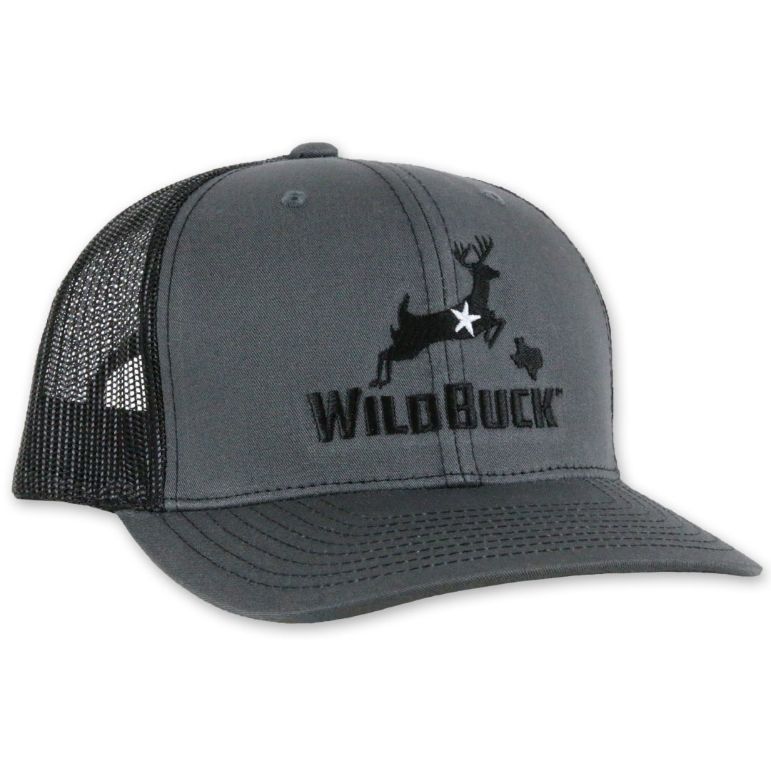 WildBuck Texas Charcoal/Black Side