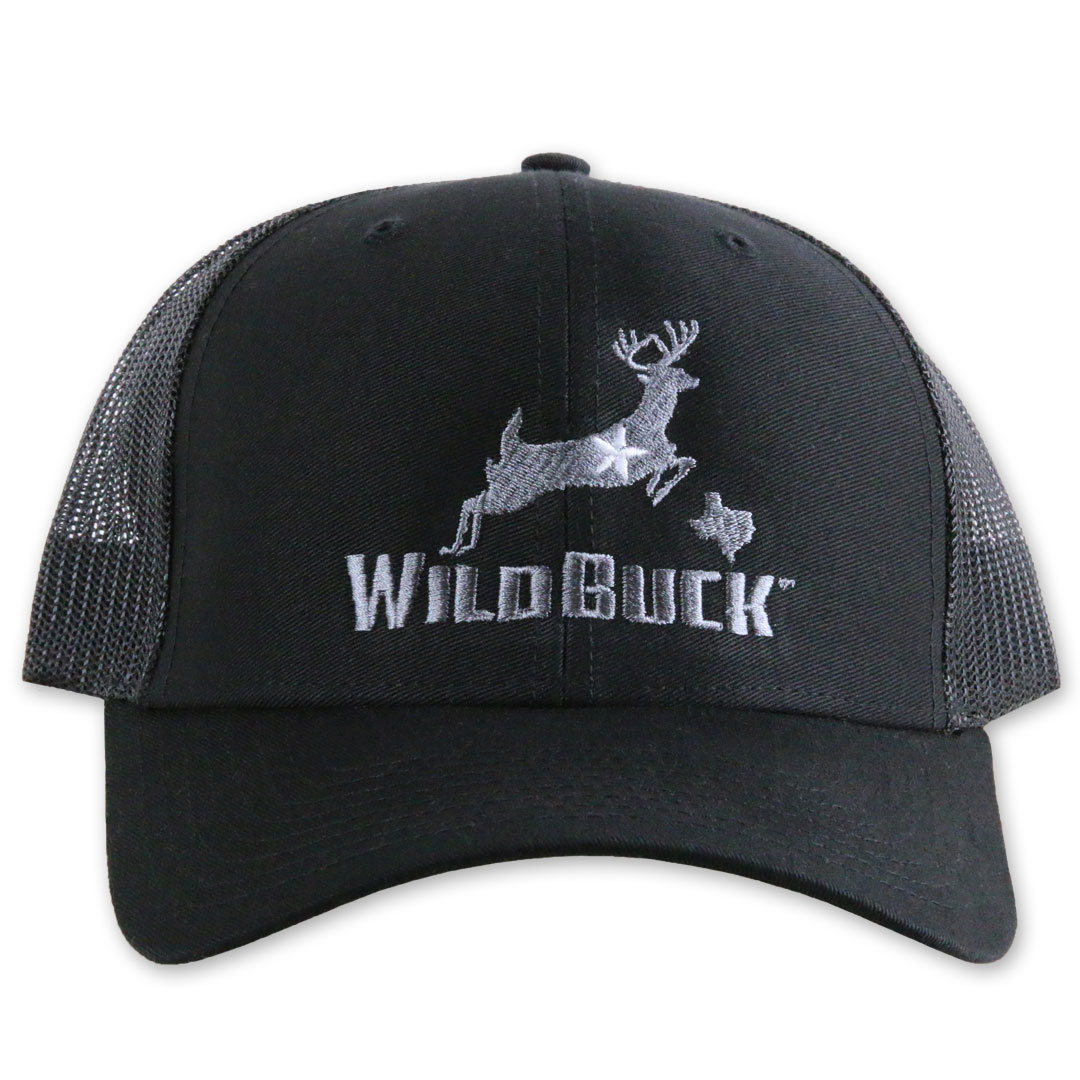 WildBuck Texas Black Front