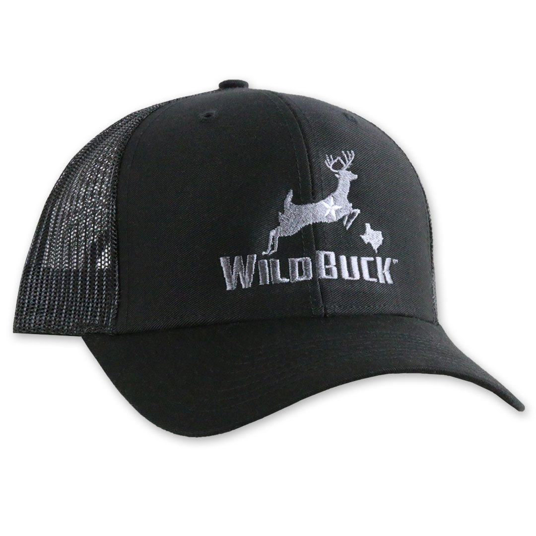 WildBuck Texas Black Side