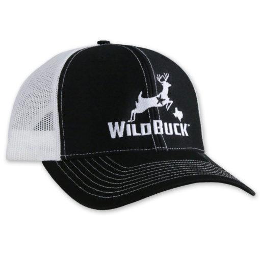 WildBuck Texas Black/White Side