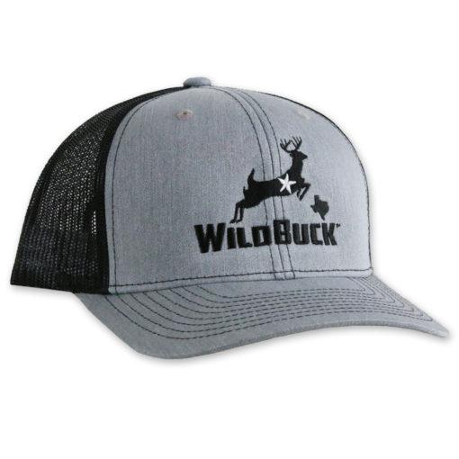 WildBuck Texas Heather Gray/Black Side