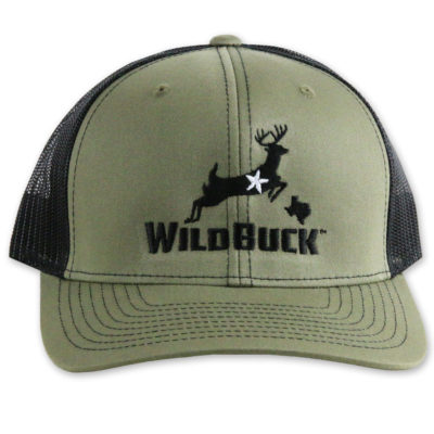 WildBuck Texas Loden Green/Black Front