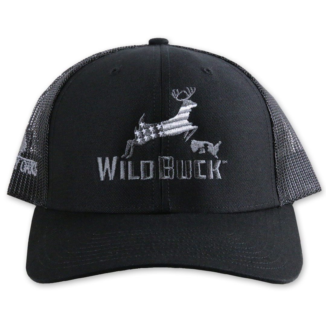 WildBuck USA TO Black Front