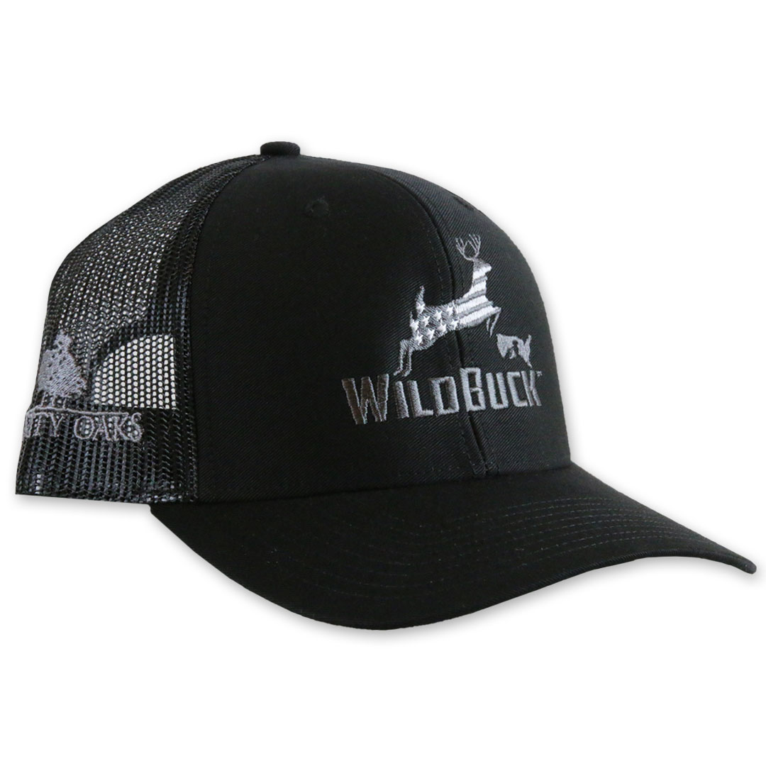 WildBuck USA TO Black Side