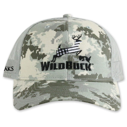 WildBuck USA TO Digital Camo Front