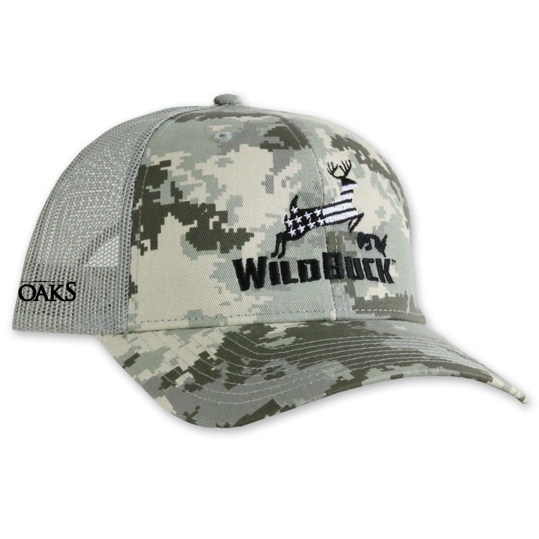 WildBuck USA TO Digital Camo Side