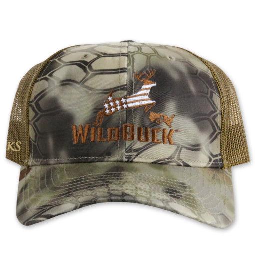 WildBuck USA TO Kryptek Highlander Front