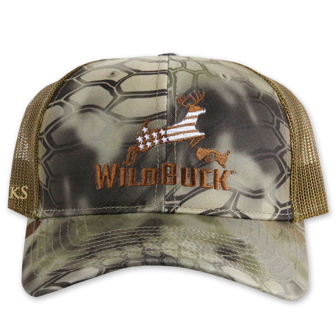 WildBuck USA TO Kryptek Highlander Front
