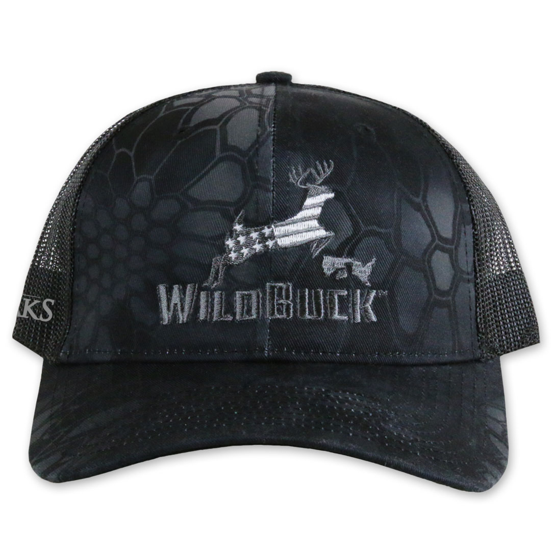 WildBuck USA TO Kryptek Typhon Front