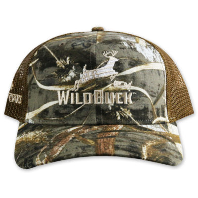WildBuck USA TO Realtree Max 5 Front