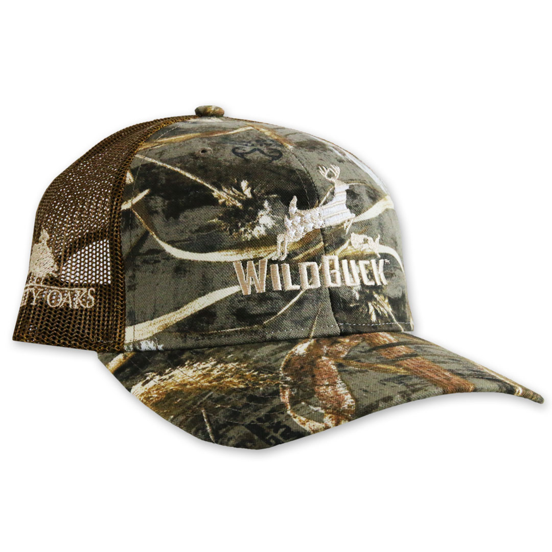 WildBuck USA TO Realtree Max 5 Side