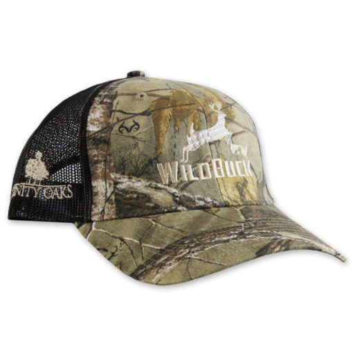 WildBuck USA TO Realtree Xtra Side