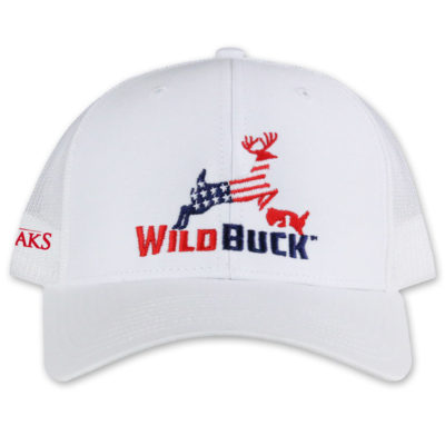 WildBuck USA TO White Front