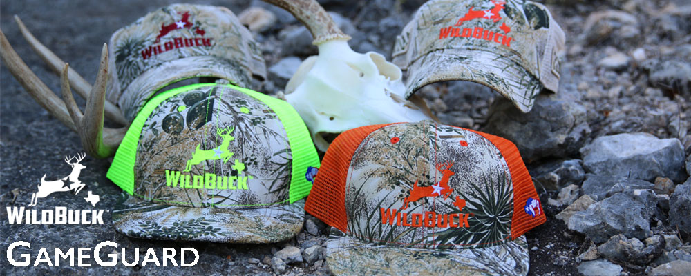 WildBuck GameGuard Hats
