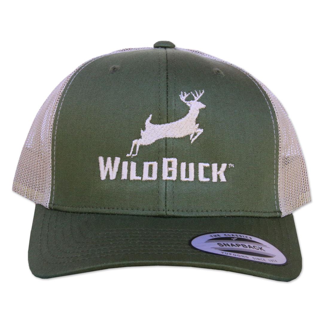 WildBuck Original Yucca Green Snapback