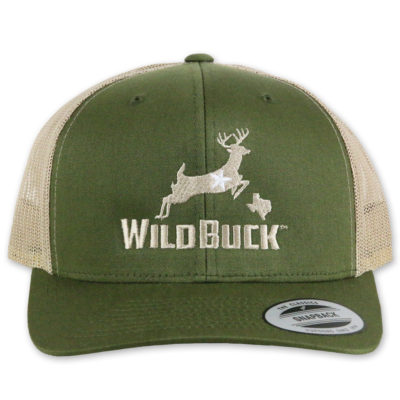 WildBuck Texas Yucca Green/Khaki Front