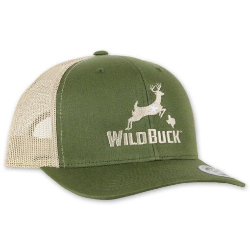 WildBuck Texas Yucca Green/Khaki Side