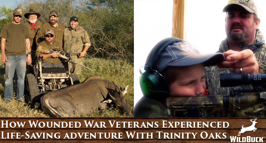 How Wounded War Veterans Experienced Life-Saving Adventure With Trinity Oaks [VIDEO]