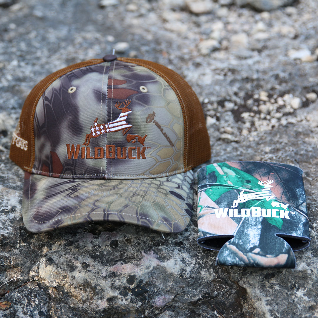 WildBuck USA Kryptek Highlander Mesh Koozie Bundle