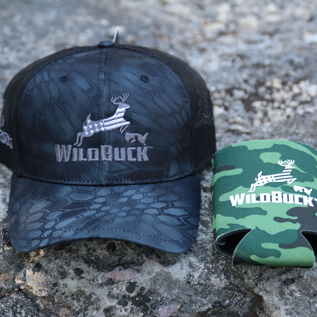 WildBuck USA Kryptek Typhon Mesh Koozie Bundle