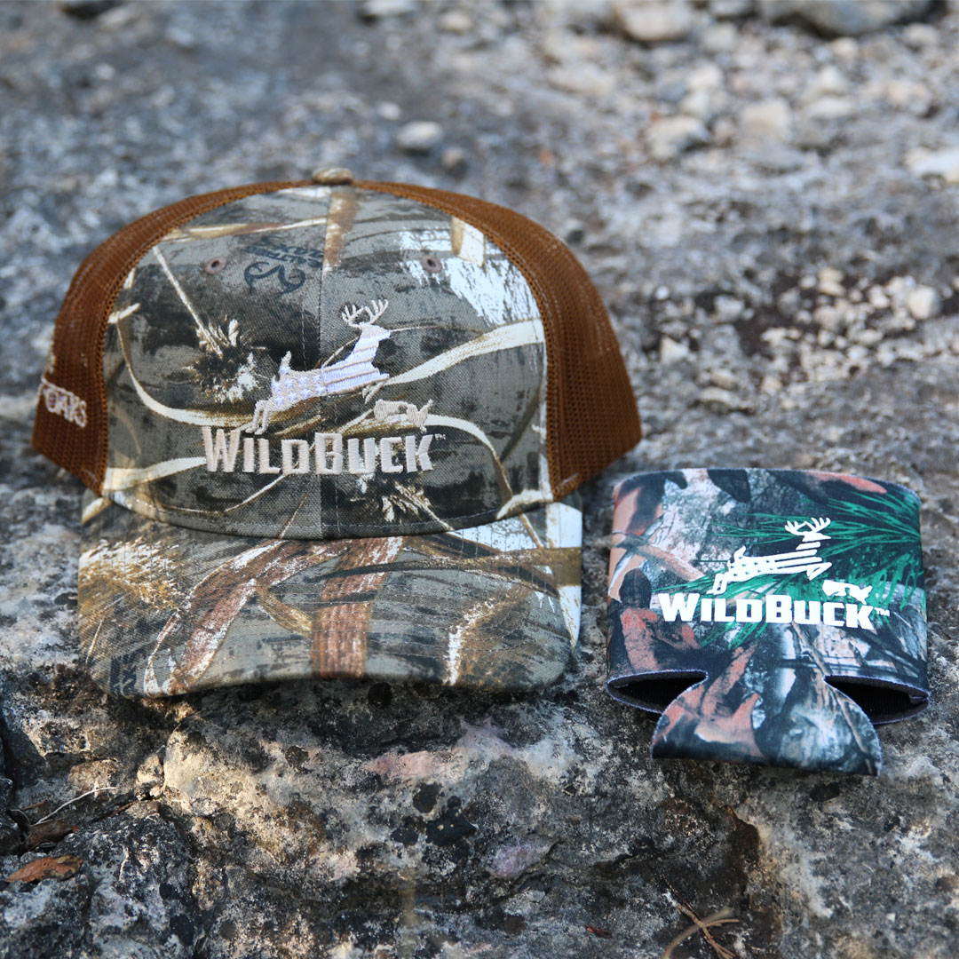 WildBuck USA Realtree Max-5 Mesh Koozie Bundle