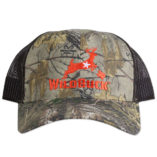 WildBuck Realtree Xtra Texas Orange Mesh Front