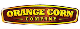 Orange Corn Company Logo