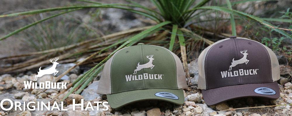 WildBuck Original Hats