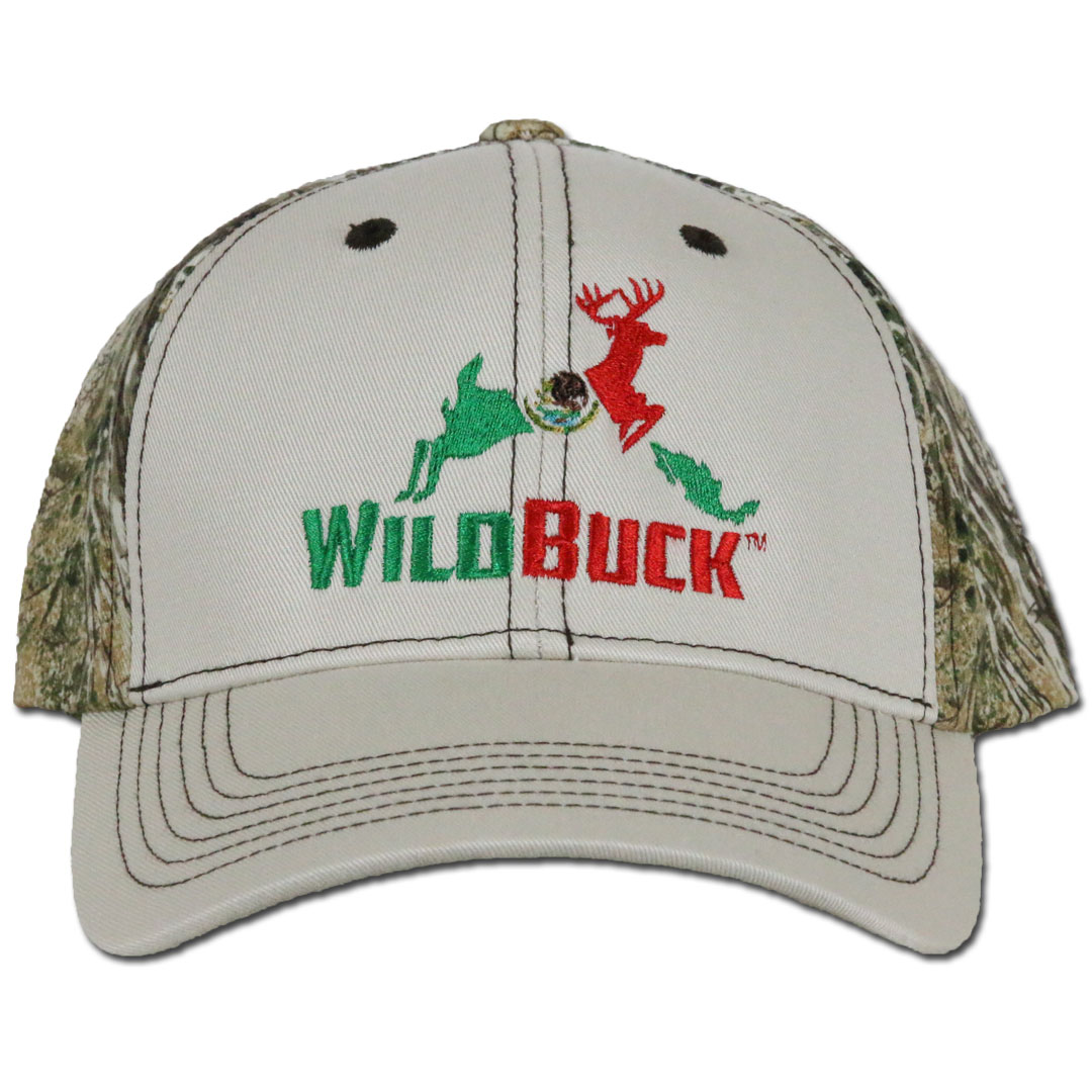 WildBuck Mexico GameGuard Stone Front