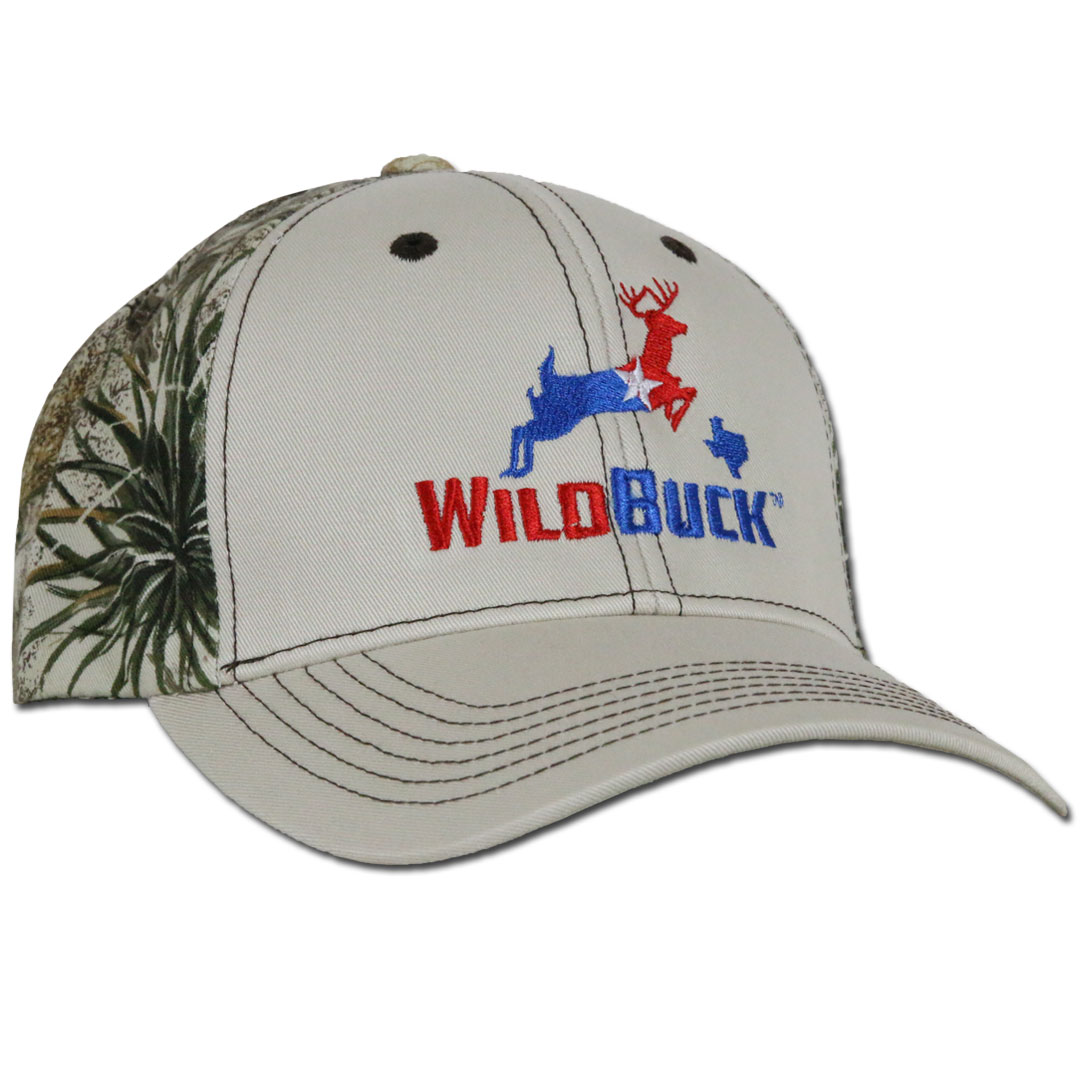 WildBuck Texas RWB GameGuard Stone Side