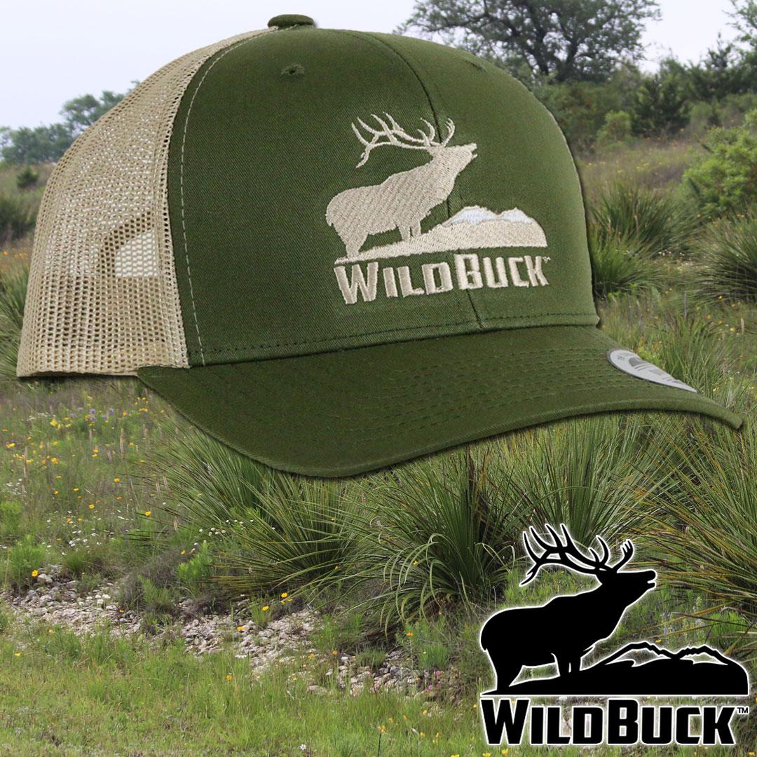 Bugling Elk Sagebrush Hat