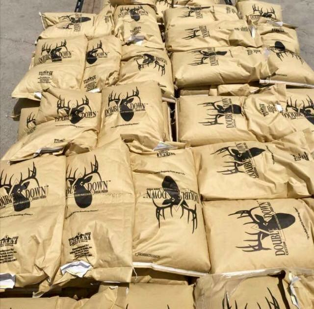Double Down Deer Feed 50 lbs Bags