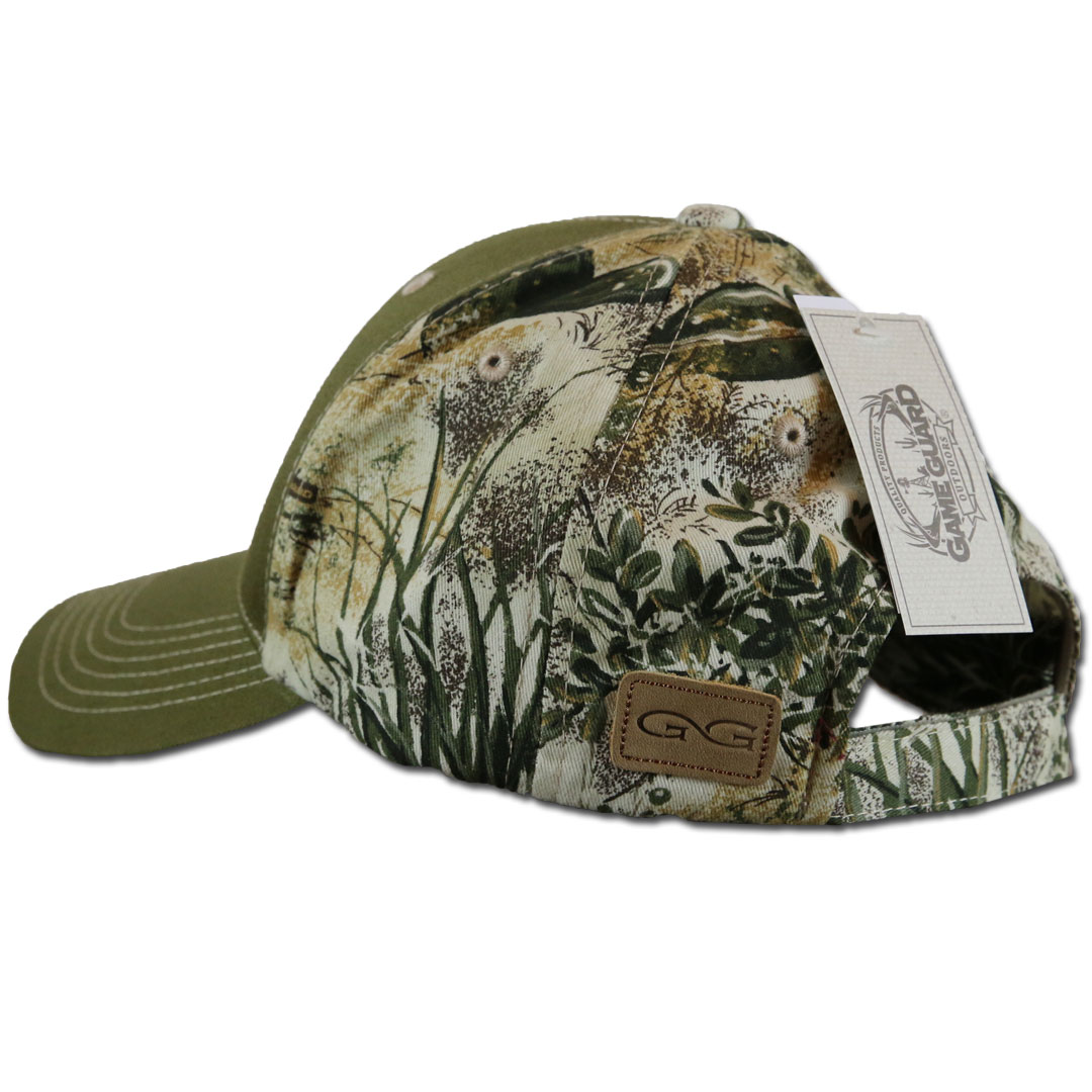 WildBuck Texas GameGuard Olive Back