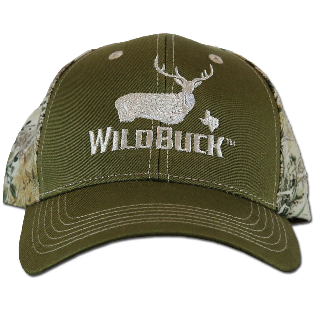 WildBuck Texas Axis GameGuard Olive Front