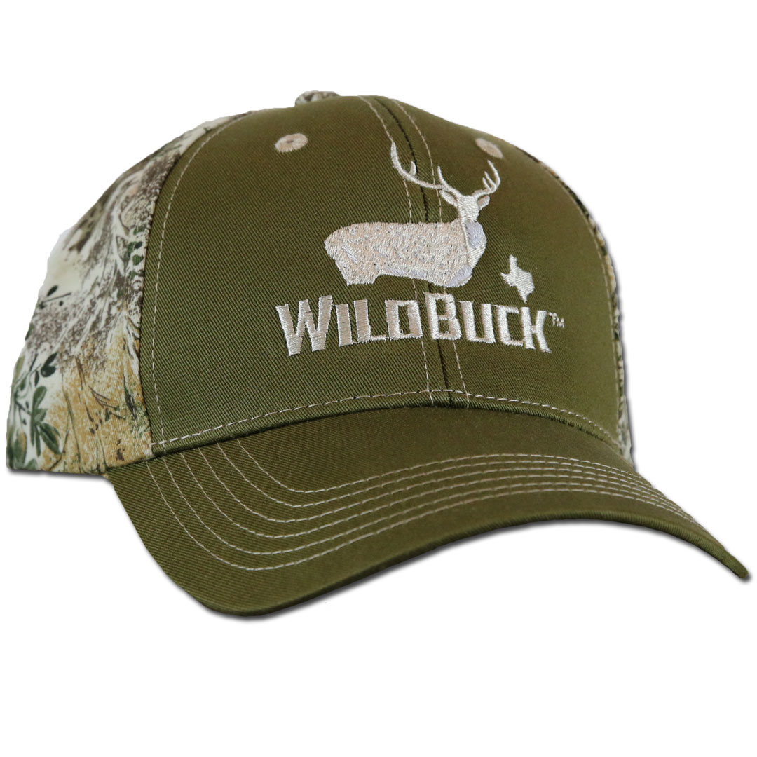 WildBuck Texas Axis GameGuard Olive Side