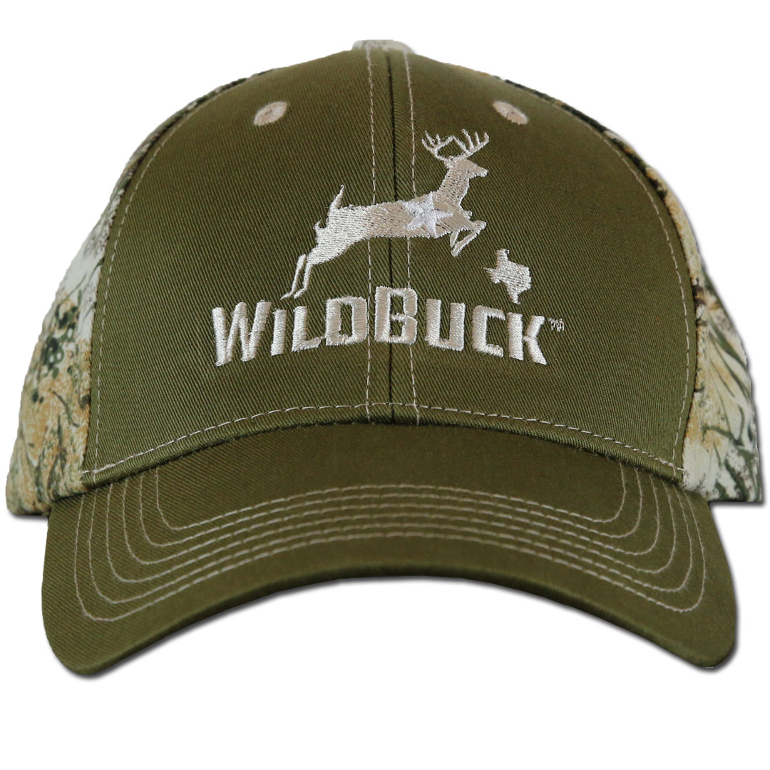 WildBuck Texas GameGuard Olive Front
