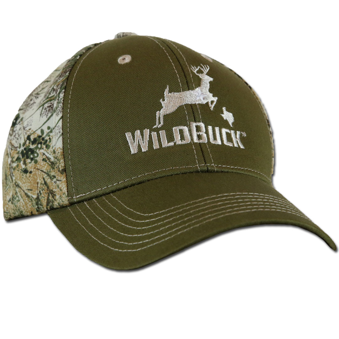 WildBuck Texas GameGuard Olive Side
